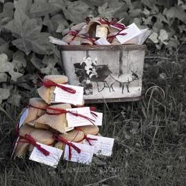 Detalle de Comunión - miel ecológica multifloral