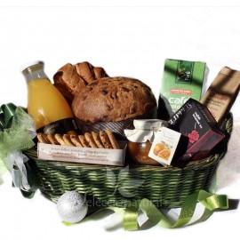 desayuno ecologico navideño empresas