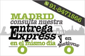 Oferta regalos a domicilio Madrid