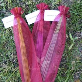 Detalle de Comunión - Inciensos naturales en bolsita de tul