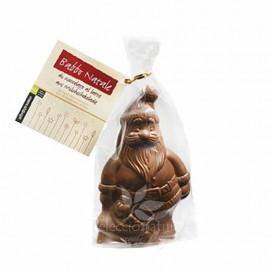 Regalo de empresa: Papá Noel de chocolate