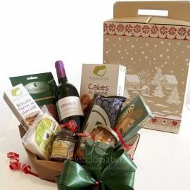 Cesta navidad empresas sin gluten