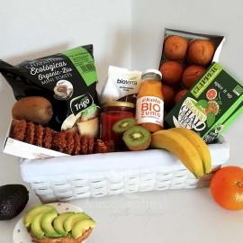 Desayuno vegano veggie breakfast