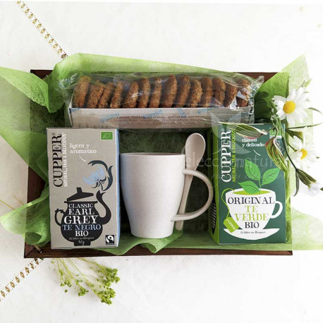 regalo domicilio te ecologico