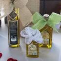 Aceite de oliva ecológico 100ml - Detalle de bautizo